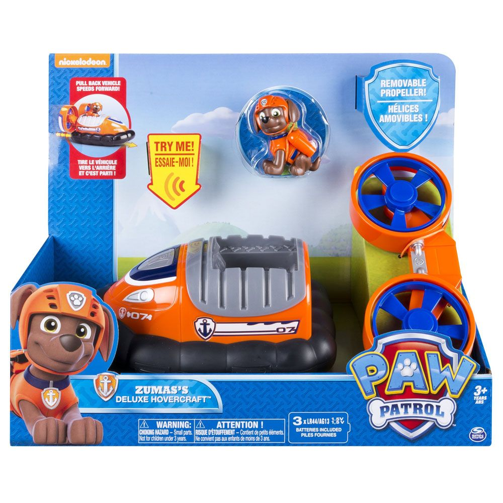 PAW PATROL FEATURE VEHICLE ZUMA