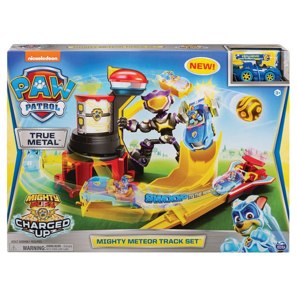 PAW PATROL MIGHTY PUPS MIGHTY METEOR TRACK SET