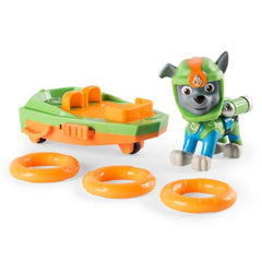 Paw Patrol Sea Patrol Deluxe Figures Rocky Img 1 - Toyworld