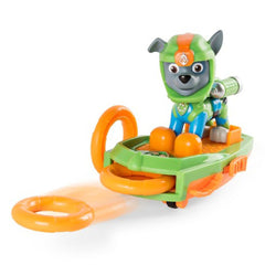 Paw Patrol Sea Patrol Deluxe Figures Rocky Img 2 - Toyworld