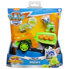 Paw Patrol Super Paws Vehicle Rocky - Toyworld