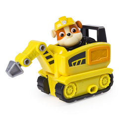 Paw Patrol Ultimate Rescue Mini Vehicle Rubble Img 2 - Toyworld