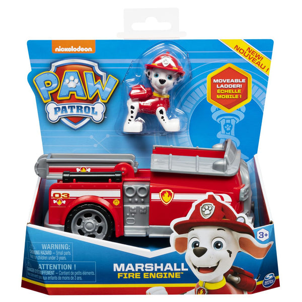 PAW PATROL VEHICLE MARSHALLS FIRE ENGINE