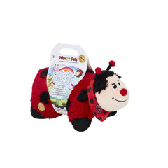 Pillow Pets Buddies Ladybird - Toyworld