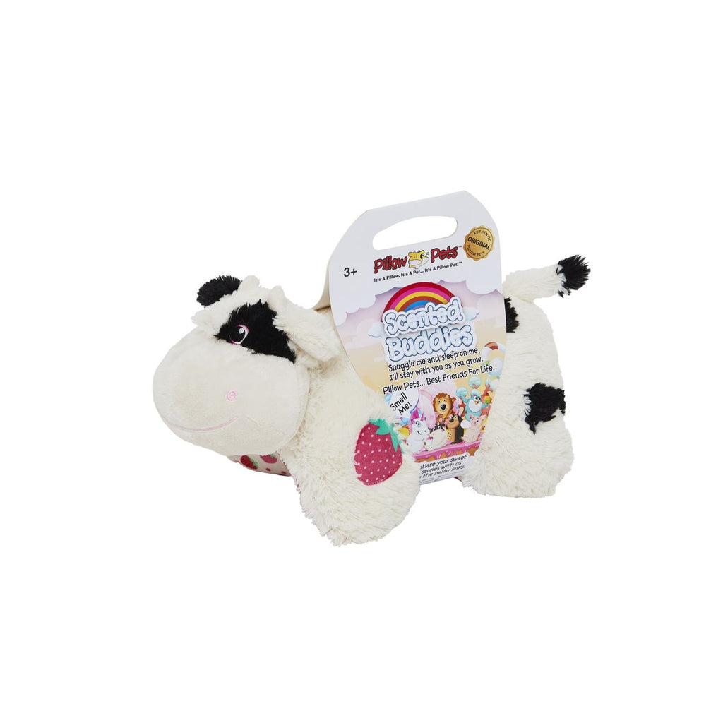 PILLOW PETS SCENTED BUDDIES COW