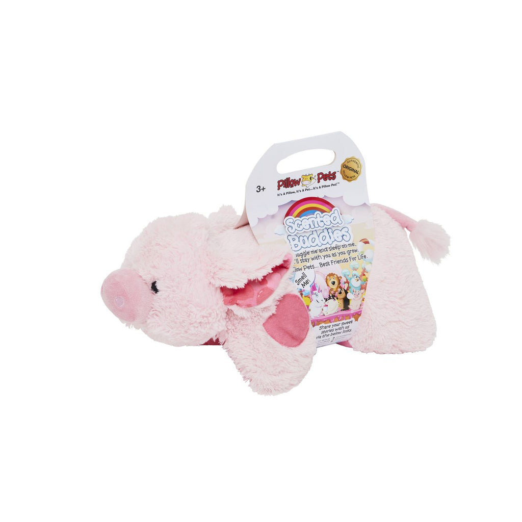 Pillow Pets Scented Buddies Pig - Toyworld