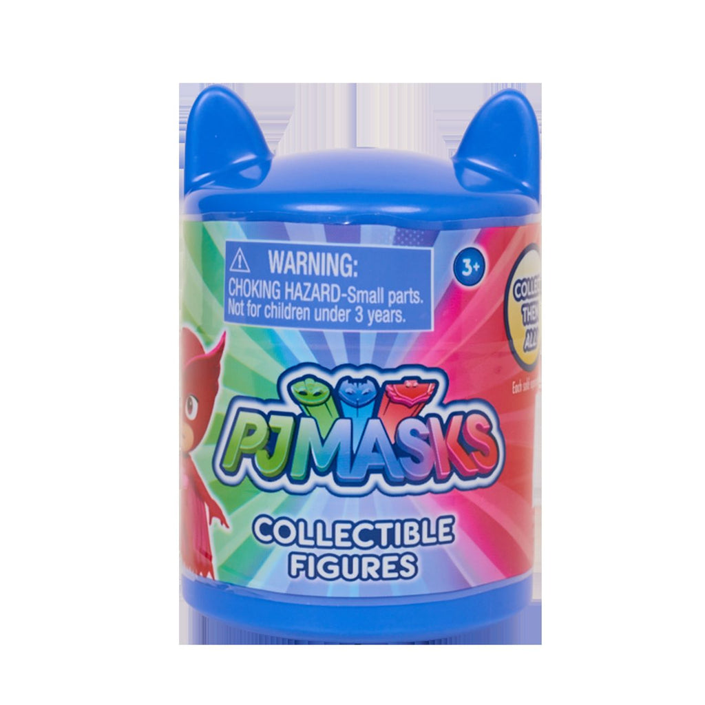 Pj Masks Blind Figure In Capsule - Toyworld