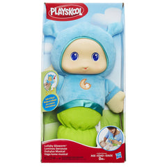 Playskool Lullaby Glow Worm Blue - Toyworld