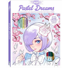 POP COLOR PASTEL DREAMS KIT