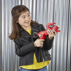 Power Rangers Beast Morphers Cheetah Beast Blaster Img 4 - Toyworld