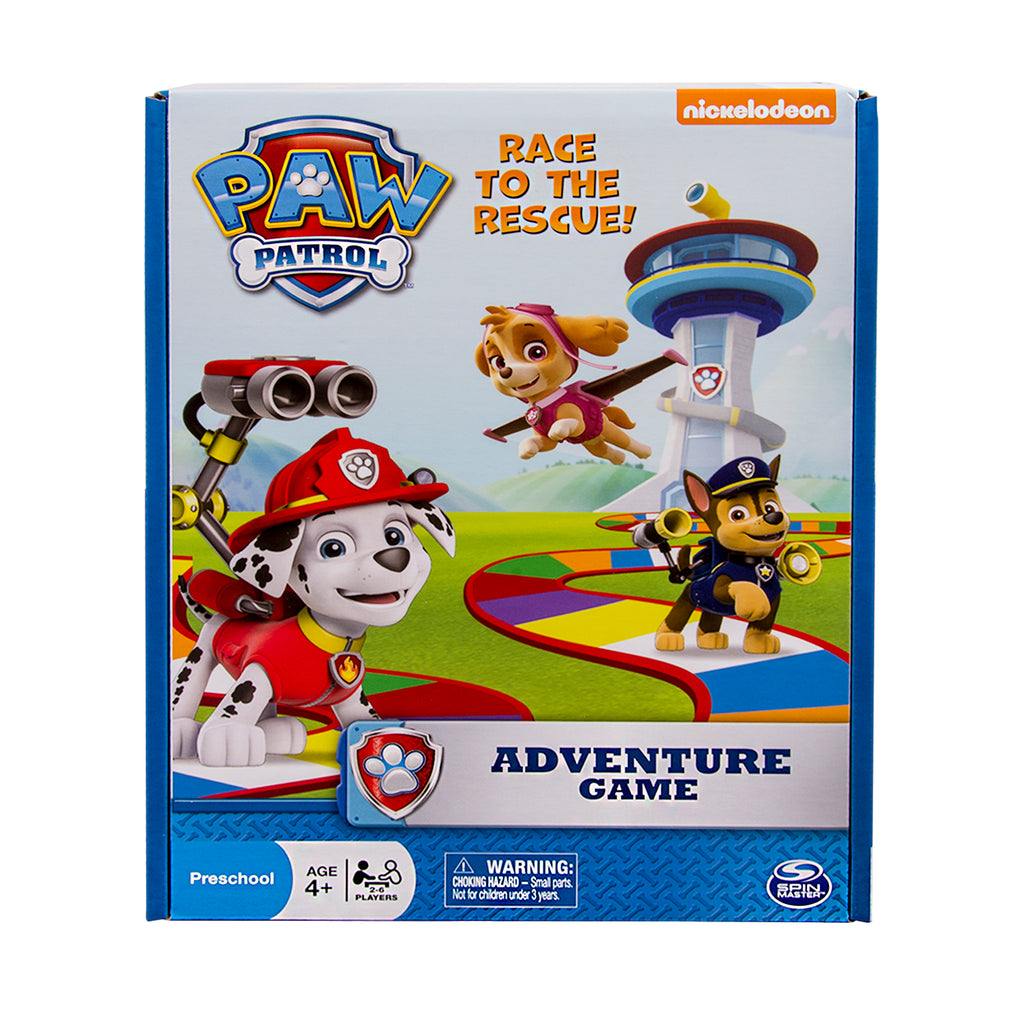 Paw Patrol Adventure Path Gane - Toyworld