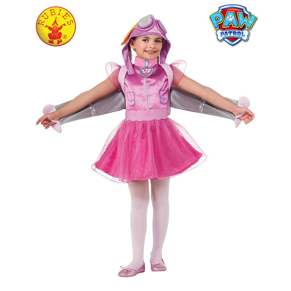 Paw Patrol Skye Costume Size Small - Toyworld