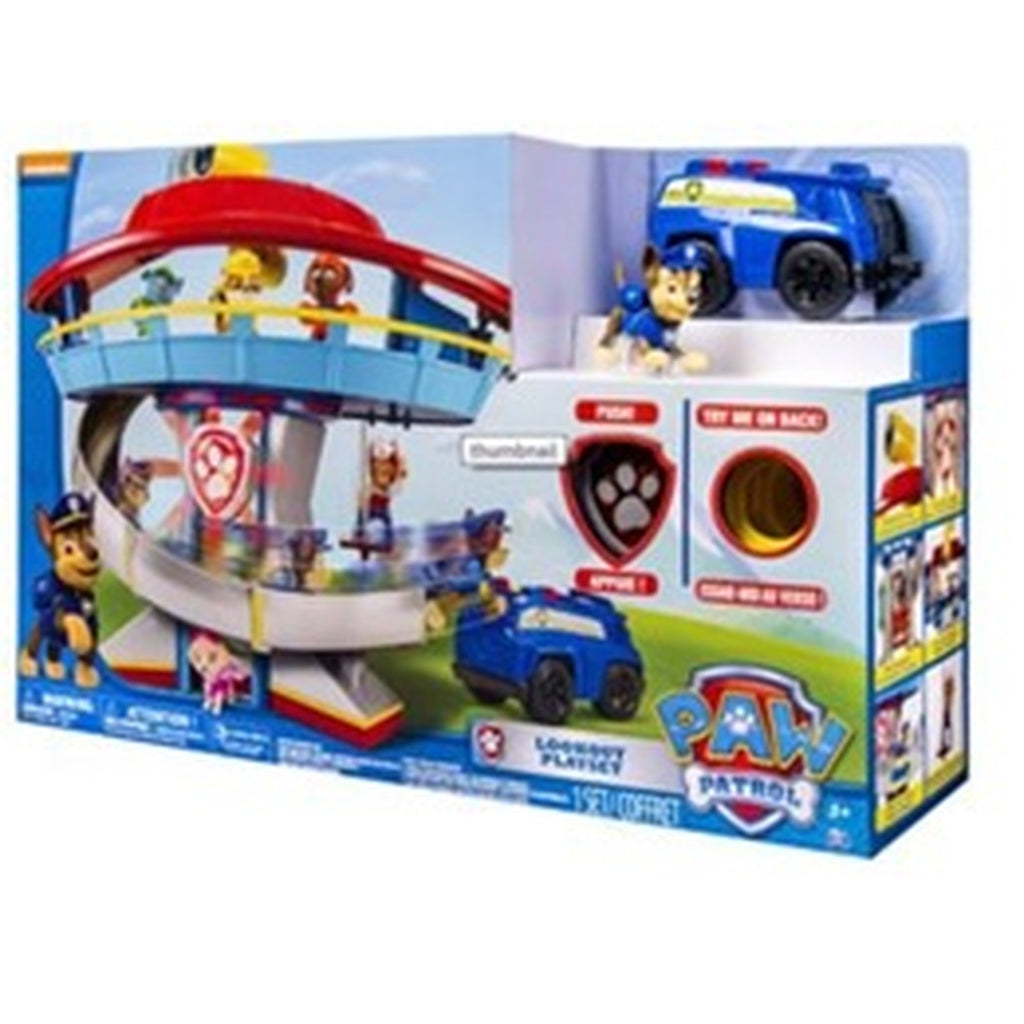 Paw Patrol Lookout Playset 2 - Toyworld