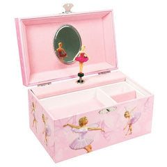 MUSIC BOX PINK BALLERINA