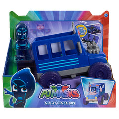 PJ MASKS VEHICLE NIGHT NINJA BUS