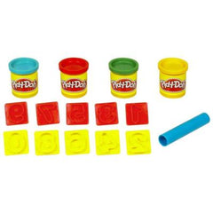 PLAY DOH MINI BUCKET NUMBERS
