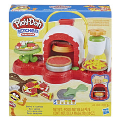 Play Doh Kitchen Creations Stamp N Top Pizza - Toyworld