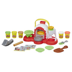 Play Doh Kitchen Creations Stamp N Top Pizza Img 1 - Toyworld