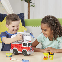 Play Doh Wheels Fire Truck Img 2 - Toyworld