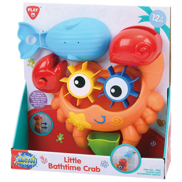 Playgo Little Bathtime Crab - Toyworld