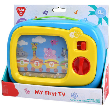 Playgo My First Tv 1 - Toyworld