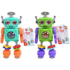 Playgo Wheeler Robot Assorted Styles Img 2 - Toyworld