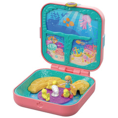 POLLY POCKET HIDDEN HIDEOUTS MERMAID COVE