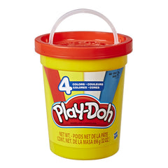 Play Doh Super Can Red Lid - Toyworld