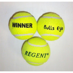 REGENT TENNIS BALL 3 PACK