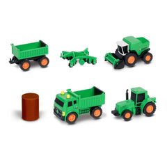 Road Rippers Farm Truck Set Img 1 - Toyworld