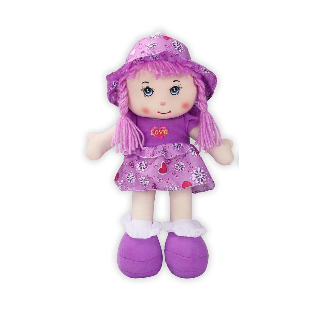 Rusco Rag Dolls Assorted Colors - Toyworld