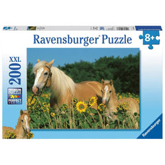 RAVENSBURGER HORSE HAPPINESS 200 PIECE