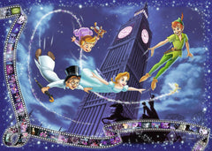 Ravensburger Disney Moments Peter Pan 1953 1000 Piece Puzzle Img 1 - Toyworld
