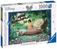 Ravensburger Disney Memories The Jungle Book 1967 1000 Piece Puzzle Img 1 - Toyworld
