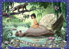 Ravensburger Disney Memories The Jungle Book 1967 1000 Piece Puzzle Img 2 - Toyworld