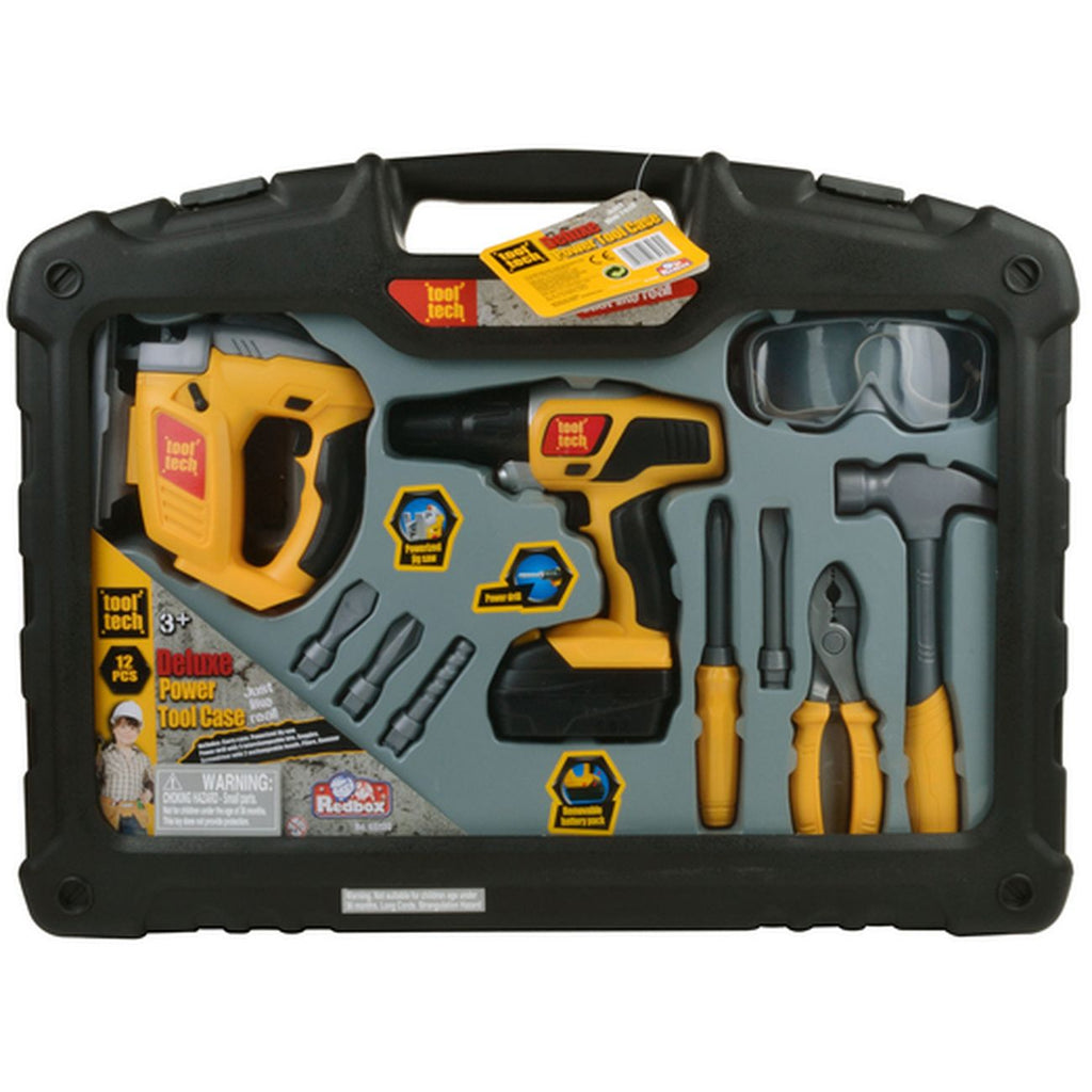 TOOL TECH DELUXE POWER TOOL CASE