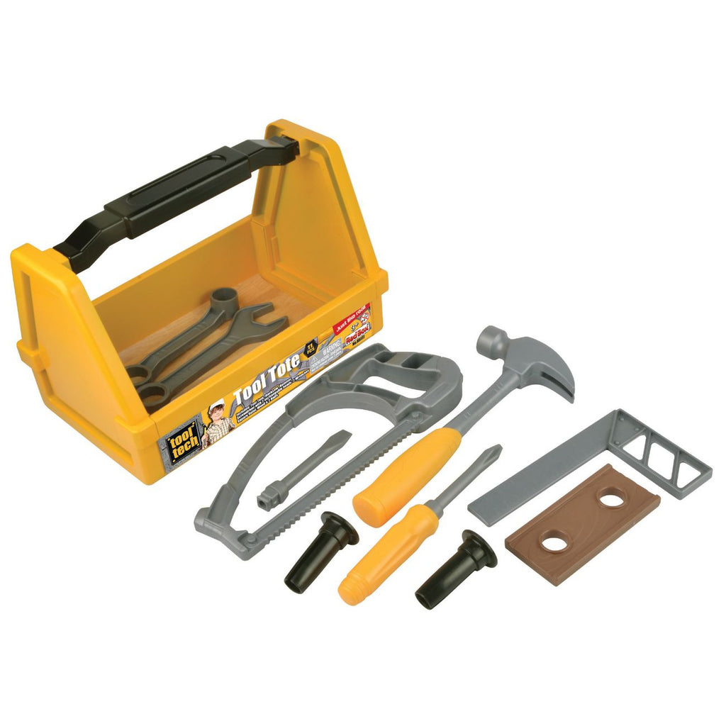 TOOL TECH TOOL TOTE 11 PIECE