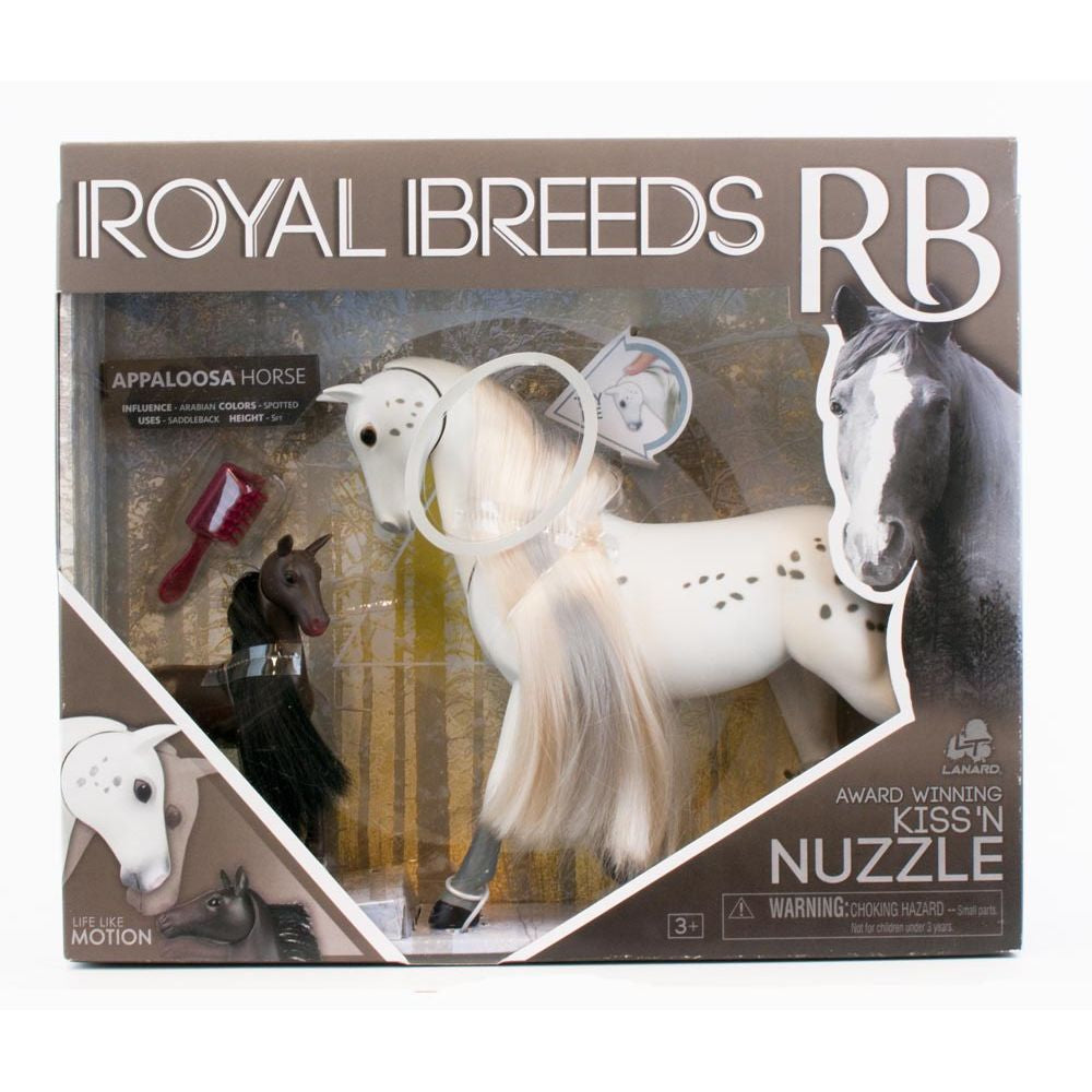 Royal Breeds Mare Foal Set Styles - Toyworld