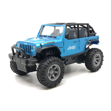Rusco Racing Remote Control 122 Jeep Wrangler - Toyworld