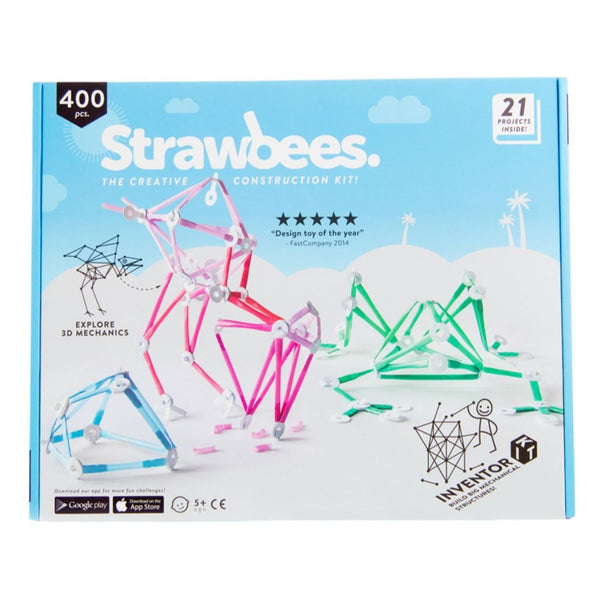 STRAWBEES - INVENTOR KIT