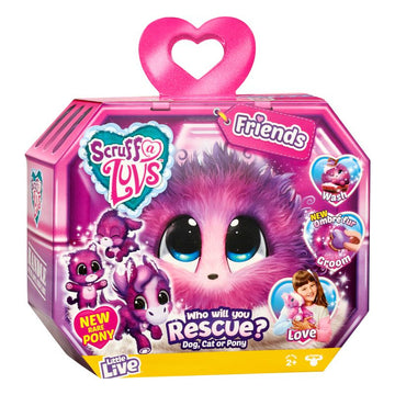 Scruff A Luvs S4 Friends Single Pack - Toyworld