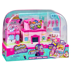 Shopkins Lil Secrets Secret Small Mall - Toyworld