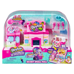 Shopkins Lil Secrets Secret Small Mall Img 1 - Toyworld