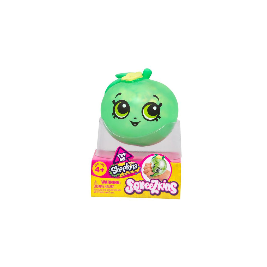SHOPKINS SQUEEZKINS APPLE BLOSSOM