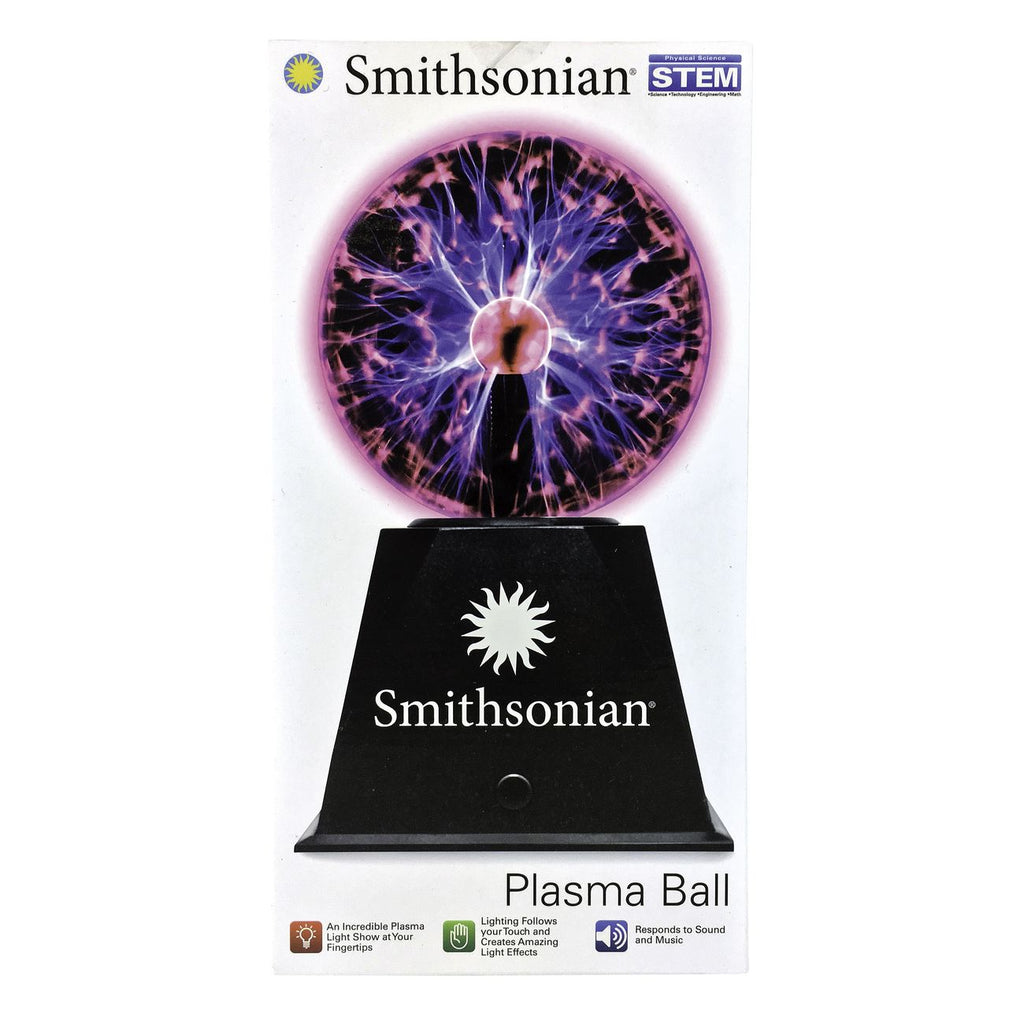 SMITHSONIAN PLASMA BALL