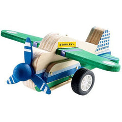 Stanley Junior Pullback Airplane Img 1 - Toyworld