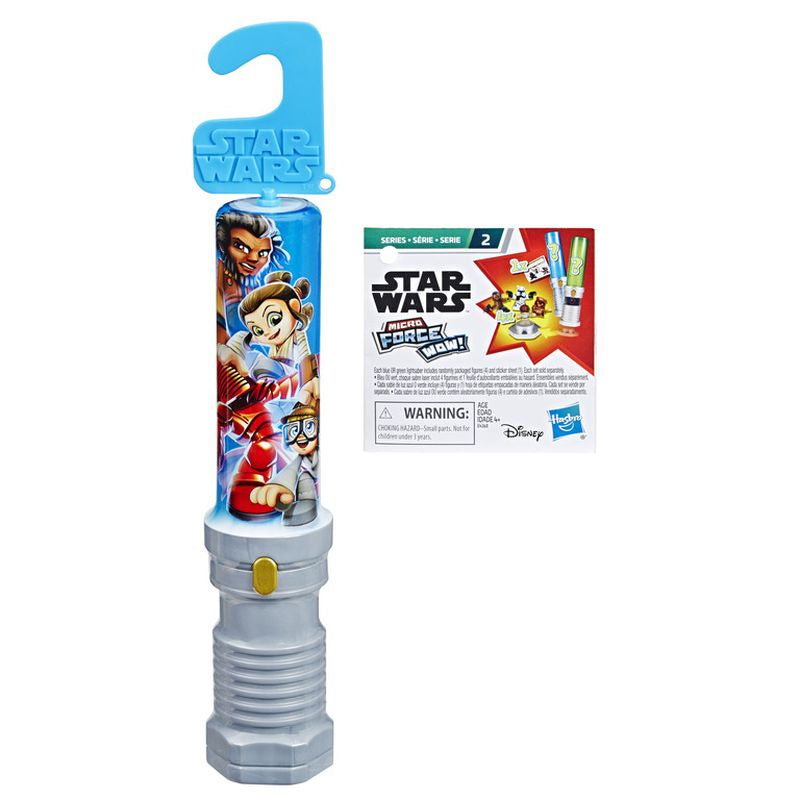 Star Wars Series 2 Micro Force Wow - Toyworld