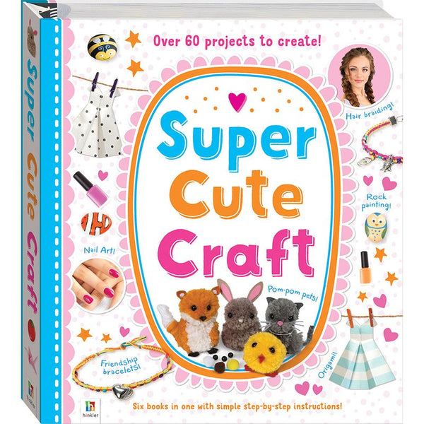 Super Cute Craft Binder - Toyworld
