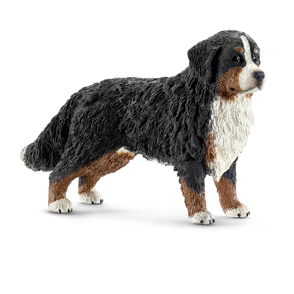 Schleich Bernese Mountain Dog Female - Toyworld