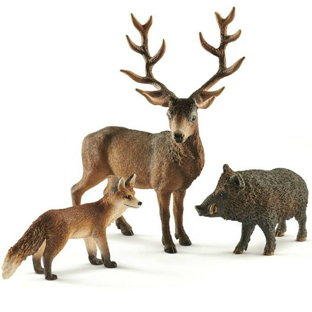 SCHLEICH FOREST DWELLER EUROPEAN